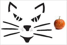 28 halloween cat pumpkin stencils for a spooky halloween band of