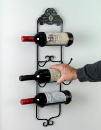 how to buy wall mounted wine rack creative ideas about interior