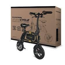 This Folding E Bike Wants by E Bike That Folds Swagcycle An E Bike By Swagtron Usa