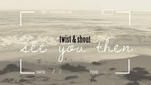 twist and twist and shout see you then destiel