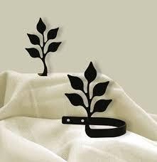 White Metal Curtain Holdbacks Metal Curtain Tiebacks 37 Best Metal Tieback Images On Pinterest