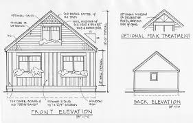House Plans For Cottages by 20x30 Cottage