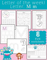 letter of the week preschool activities activities and kindergarten