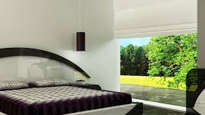 White And Blue Modern Bedroom Black And White Rooms Ideas Rectangular White Classic Wood Windows