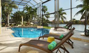 cape coral private beach rentals florida exclusive villas florida
