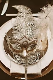 masquerade wedding invitations masquerade place setting letterpress wedding invitation