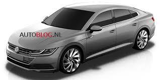 volkswagen passat 2017 black 2017 volkswagen cc images of second gen leaked