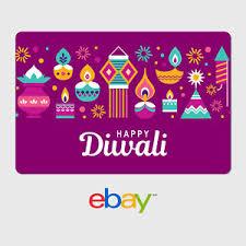 digital gift card ebay digital gift card happy diwali email delivery ebay