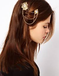 hair jewels asos hair brooches pretty things to wear