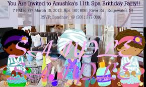 birthday decoration ideas for kids at home kids spa party spa parties for girls spa birthday party