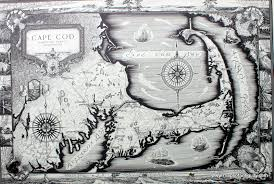 Map Of Cape Cod Ma Antique Maps And Charts U2013 Original Vintage Rare Historical