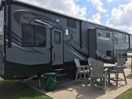 new or used heartland cyclone 4100 king rvs for sale rvtrader com