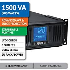 amazon black friday ups amazon com tripp lite 1500va smart ups back up 900w rack mount