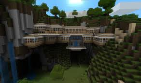 Homes Built Into Hillside 161 Best Minecraft Images On Pinterest Minecraft Stuff