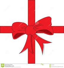 christmas gift bow bow for christmas gift stock vector image 60702392