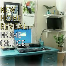 Tropical Decor New Home Reveal Home Office U2013 The Decor Guru