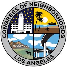 Los Angeles Neighborhood Council Map by Los Angeles Congress Of Neighborhoods