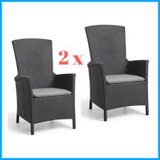 Kettler Jarvis Recliner Garden Furniture Sets With Reclining Chairs Reclining Rattan