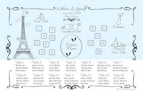 sample wedding seating chart template examples
