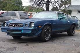 blue 1979 camaro priced to move 1979 chevrolet camaro z28