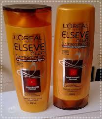 Famosos Resenha Shampoo e Condicionador da Linha Elseve Óleo  &FI32