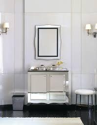 Mirror Vanity Bathroom Mirrored Bathroom Vanity With Sink Riez Furniture Regard To Plan 5