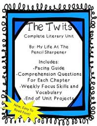 the twits reading comprehension a set of reading comprehension