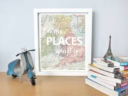 oh the places you ll go baby shower printable oh the places you ll go dr seuss vintage map