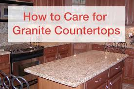 Ideas For Care Of Granite Countertops Trend Caring For Granite Countertops 59 With Additional Home