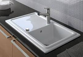 Ceramic Kitchen Sinks Review The Kitchen Blog - Kitchen sinks ceramic