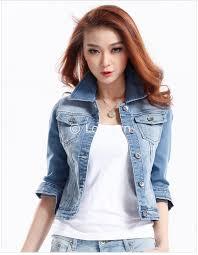 Nhá ¯ng mẠu áo khoác jeans đẹp nhất dnh cho phái đẹp Nhá ¯ng m³n ăn ngon
