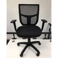 aof mesh back office chairs