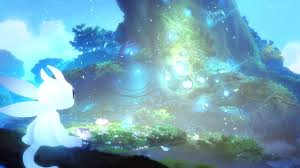 Ori And The Blind Forest Ori And The Blind Forest 1080p Wallpaper Collection Album On Imgur