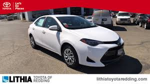 toyota corporation usa new toyota corolla in redding ca inventory photos videos