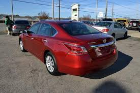 Nissan Altima Coupe Red Interior Nissan Altima For Sale Carsforsale Com
