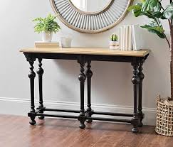 Kirklands Console Table Console Tables Furniture Entryway Kirklands For 19