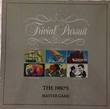 80s Trivial Pursuit 80s Trivial Pursuit Game I Sooo Want This Games