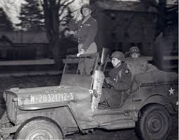 army jeep ww2 wwii commanders writingasaprofession