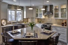 Modern Luxury Kitchen With Granite Countertop 32 Magnificent Custom Luxury Kitchen Designs By Drury Design