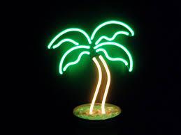 palm tree neon light palm tree neon light images birthday cake ideas