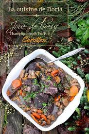 cuisine de doria joue de boeuf à l orange et épices la cuisine de doria