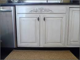 Distressed Wood Kitchen Cabinets Cream Kitchen Cabinets Images Ideas Oak Painted White Diy