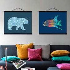 Modern Retro Home Decor Online Buy Wholesale Retro Painting Wooden From China Retro