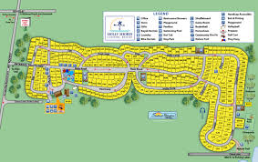 Holly Michigan Map by Holly Shores Camping Resort Find Campgrounds Near Cape May New