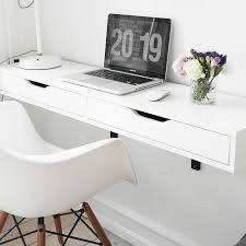 Ikea Office Desks Best 25 Ikea Small Desk Ideas On Pinterest Ikea Study Table