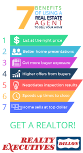 7 benefits of using a real estate agent to sell your home realty