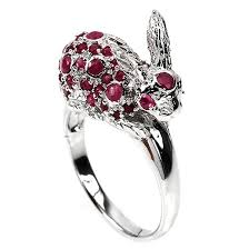 painite engagement ring ring 925 silver