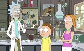 his and flasks what s in rick s flask on rick and morty