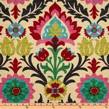 Designer Material For Curtains Waverly Santa Maria Desert Flower Design Pinterest Desert