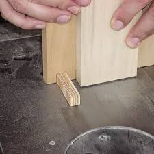 Finger Joints Woodworking Plans by Make Perfect Box Joints With A Table Saw Jig